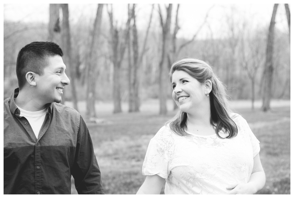 Lockridge Park Alburtis, PA Maternity Family Photography Session Urbaez