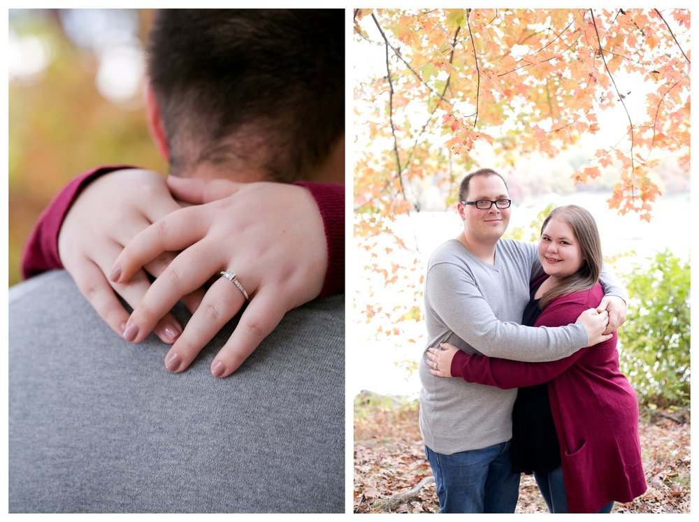 Jessica & Cole Engagement French Creek State Park 4