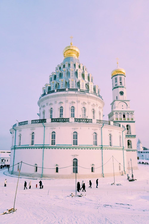 Novoerysalimskiy Monastery, Istra, Russia