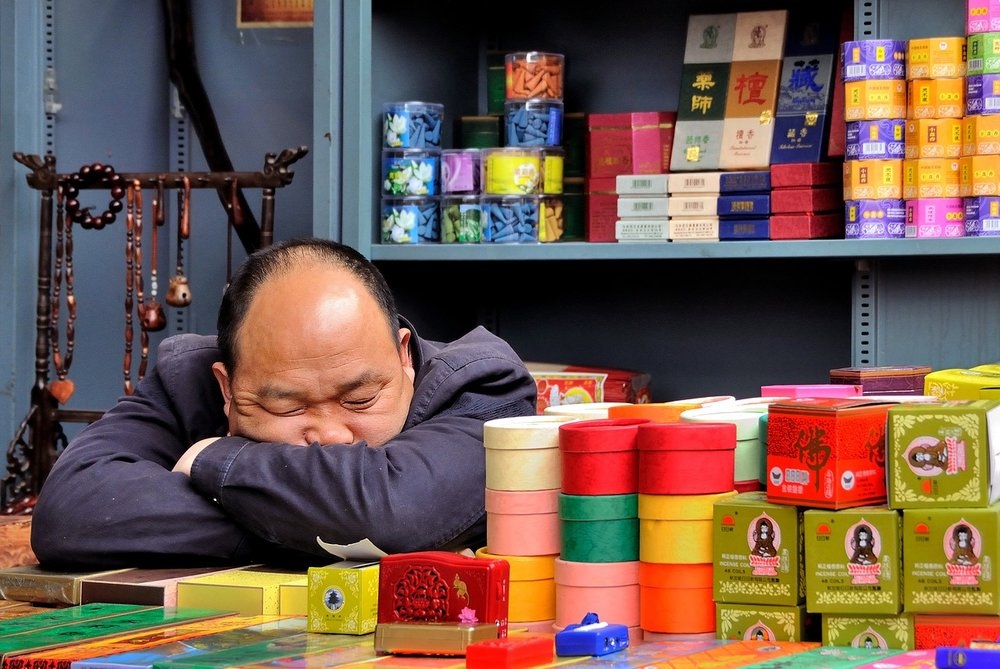 3 Sebab Kenapa Sudah Tidur Tapi Masih Rasa Penat