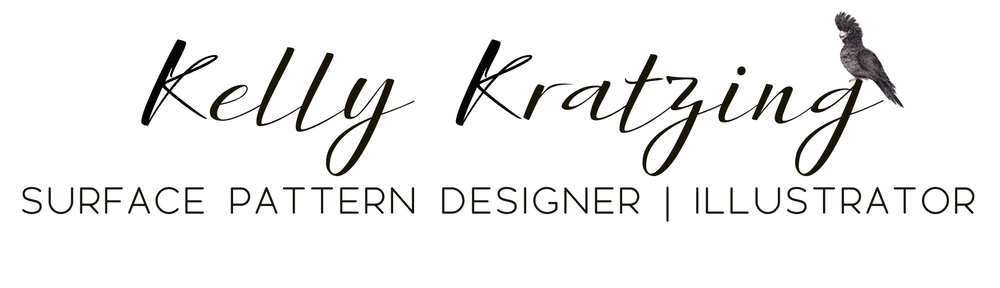 Kelly Kratzing - Surface Pattern Design | Illustration