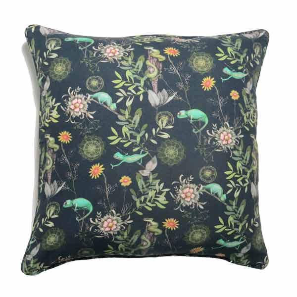 Chameleon Cushion Cover