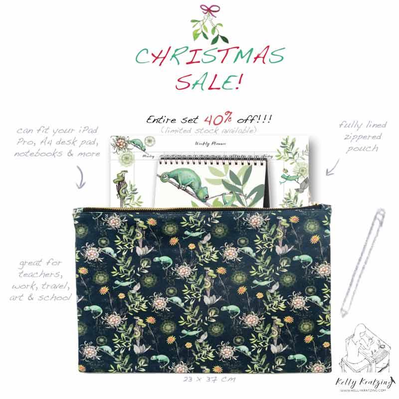 Christmas Sale - Chameleon Set 1