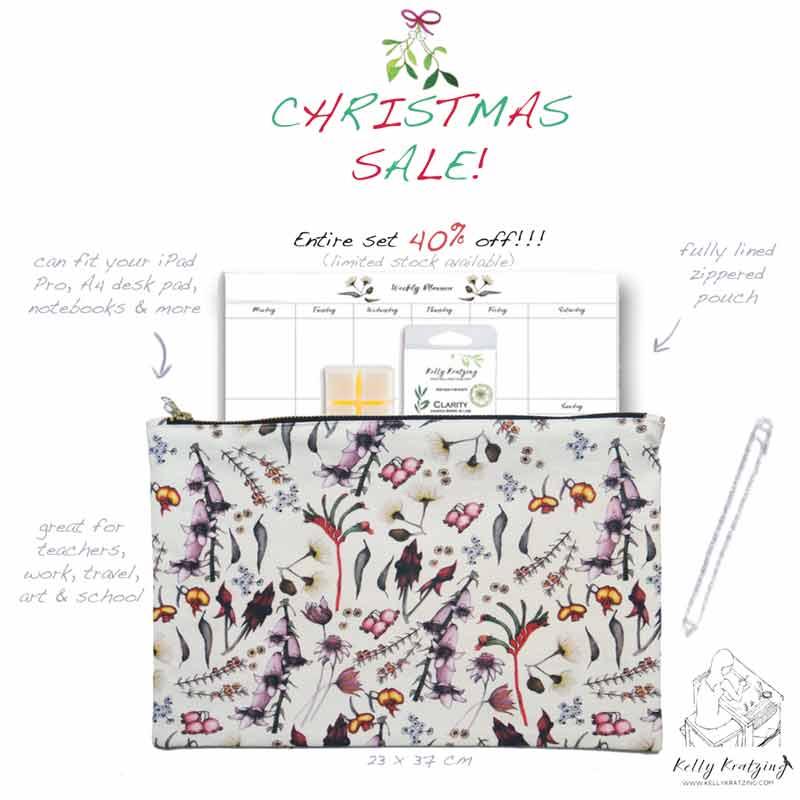 Christmas Sale - Wildflower Set 2