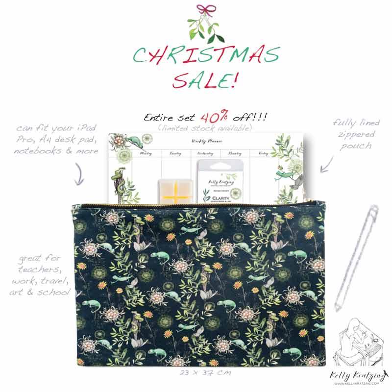 Christmas Sale - Chameleon Set 2