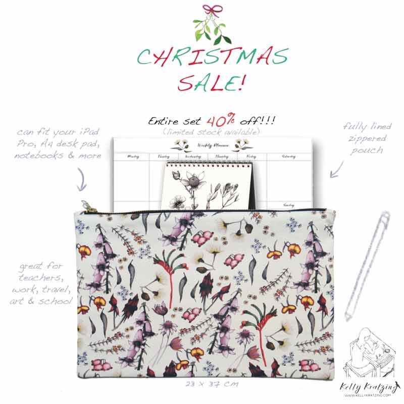 Christmas Sale - Wildflower Set 1