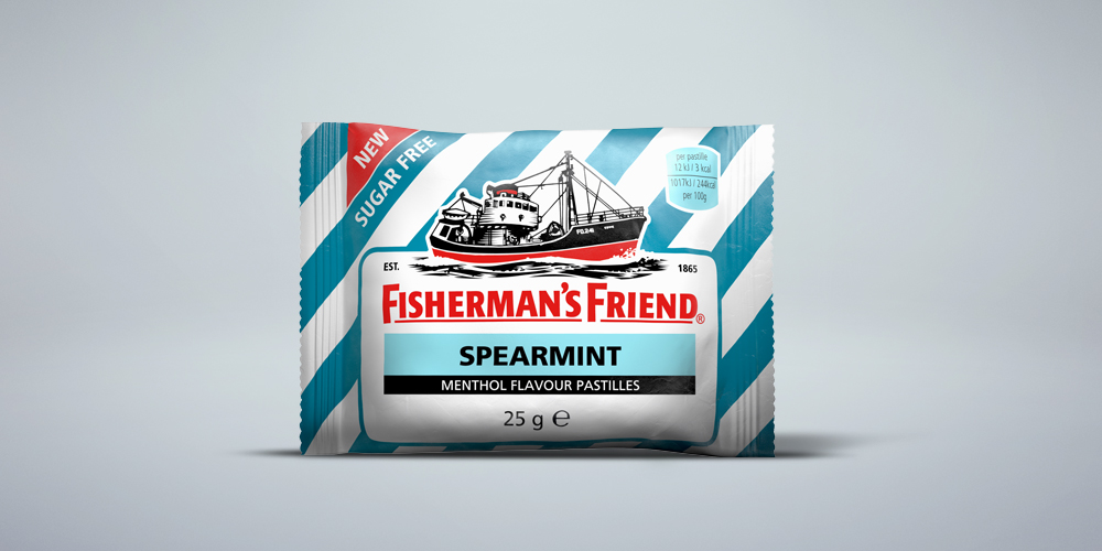 Fisherman's Friend Trial- og tradekampagne
