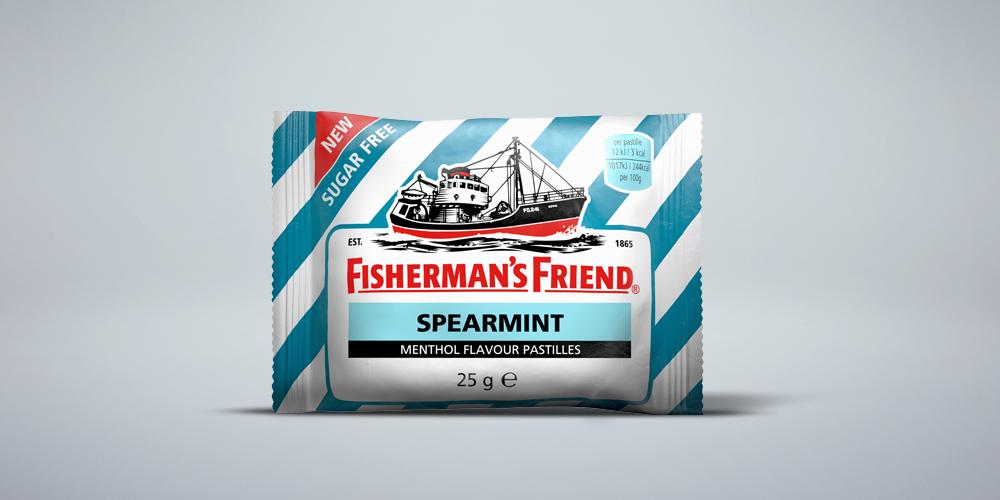 Fisherman's Friend Trial- og tradekampagne