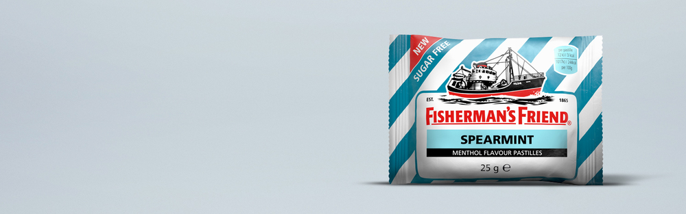 Fisherman's Friend Brandingkampagne