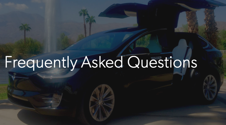 Tesloop FAQs