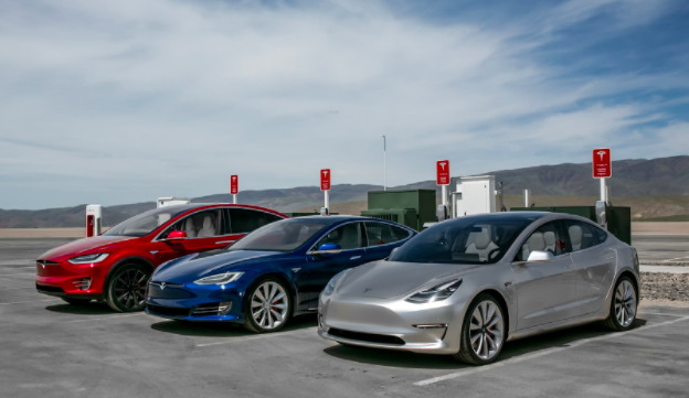 SINCE 2012, TESLA HAS ADDED TWO NEW MODELS TO THEIR LINEUP