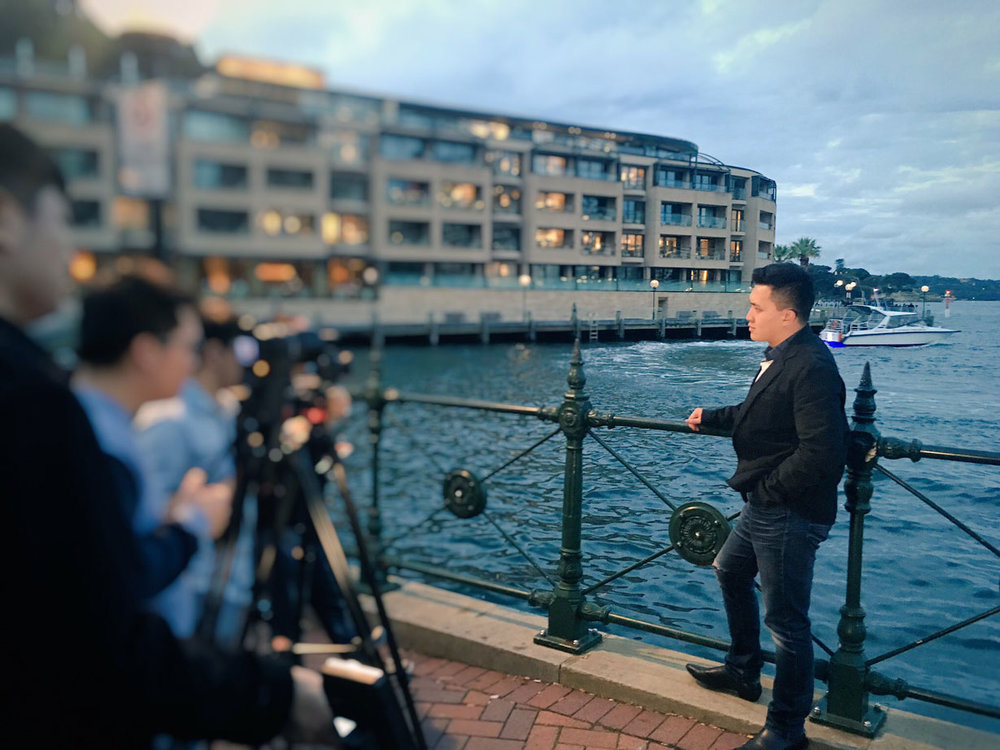 Steven Bai | Vivid Sydney 2016 Interview on innovative design