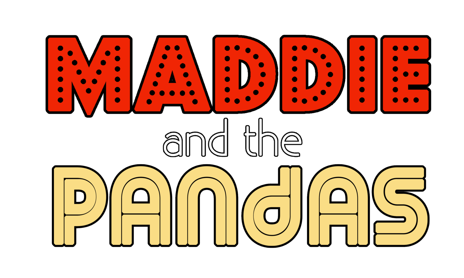 Maddie and the Pandas