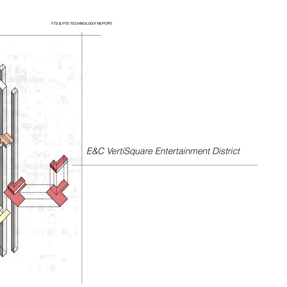 Technical Report for E&C Entertainment District