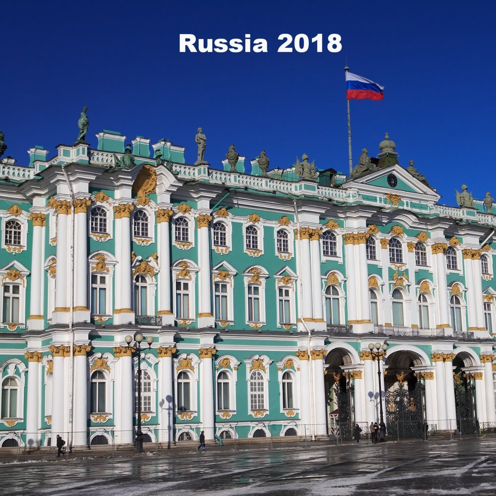 St. Petersburg 2018