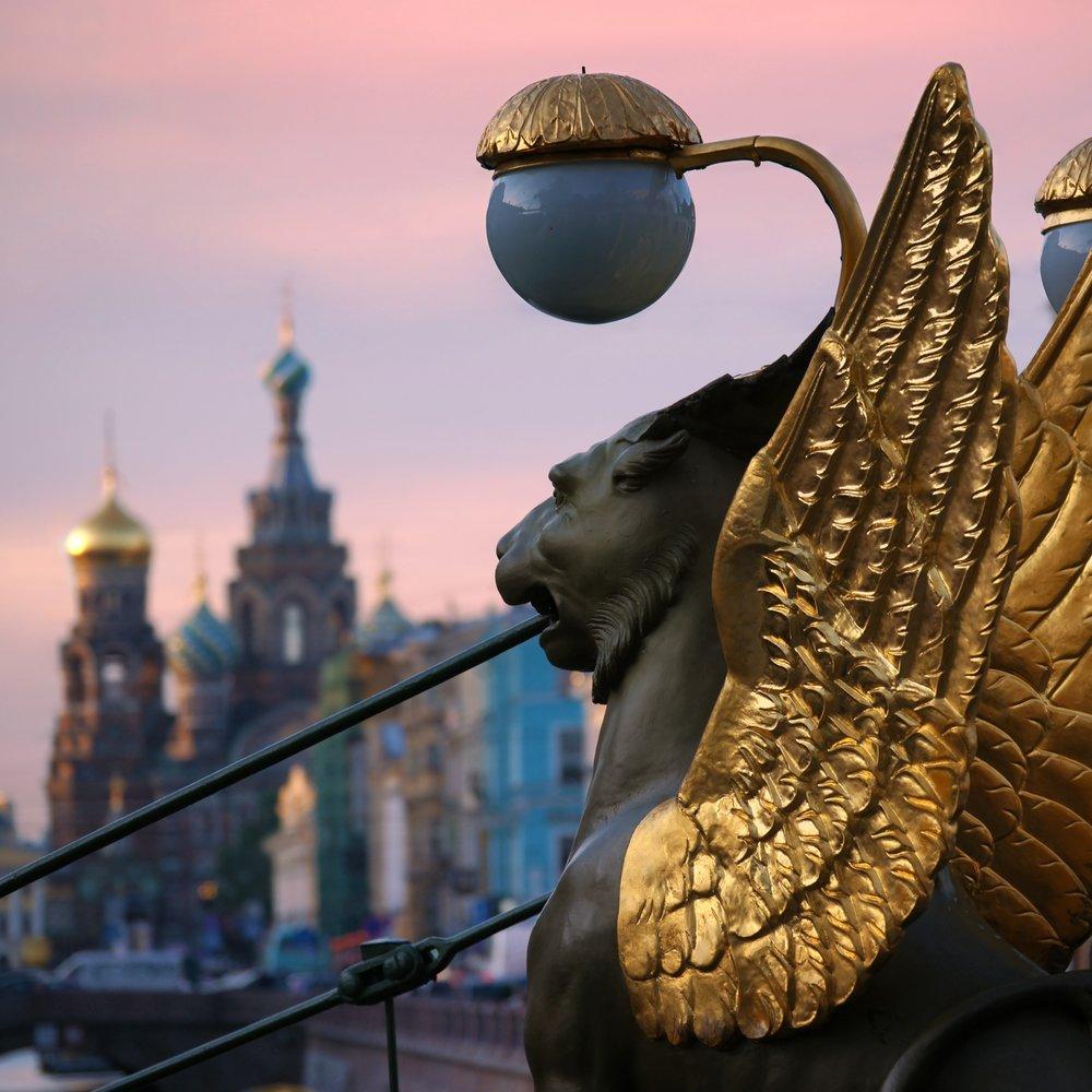 St. Petersburg 2014