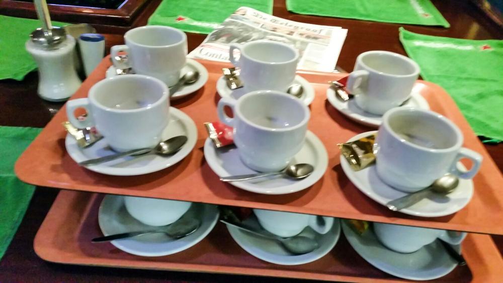 Koffie Zeemanshuis