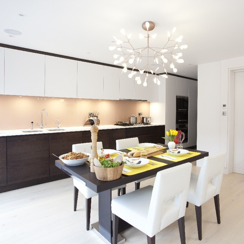Kensington Townhouse Refurbishment