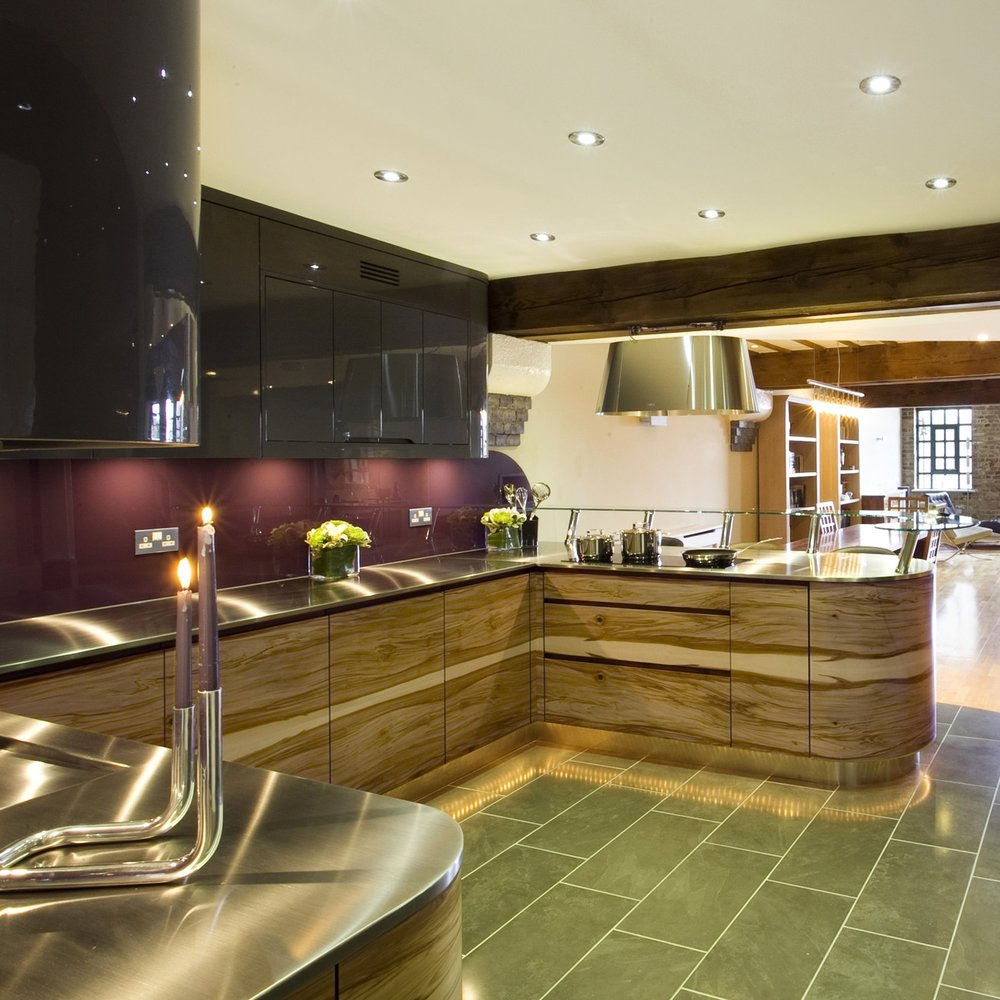 Luxury Kitchen in Wapping