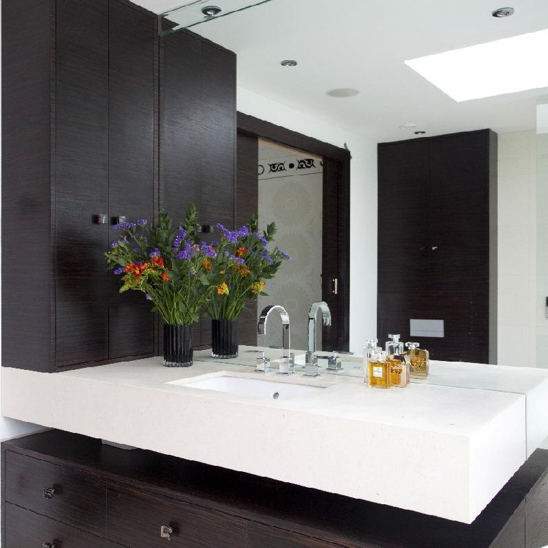 Luxuriant Bathrooms