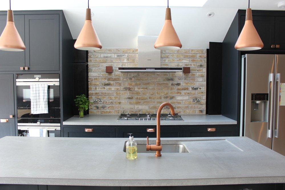 Kitchen Extension Islington 1
