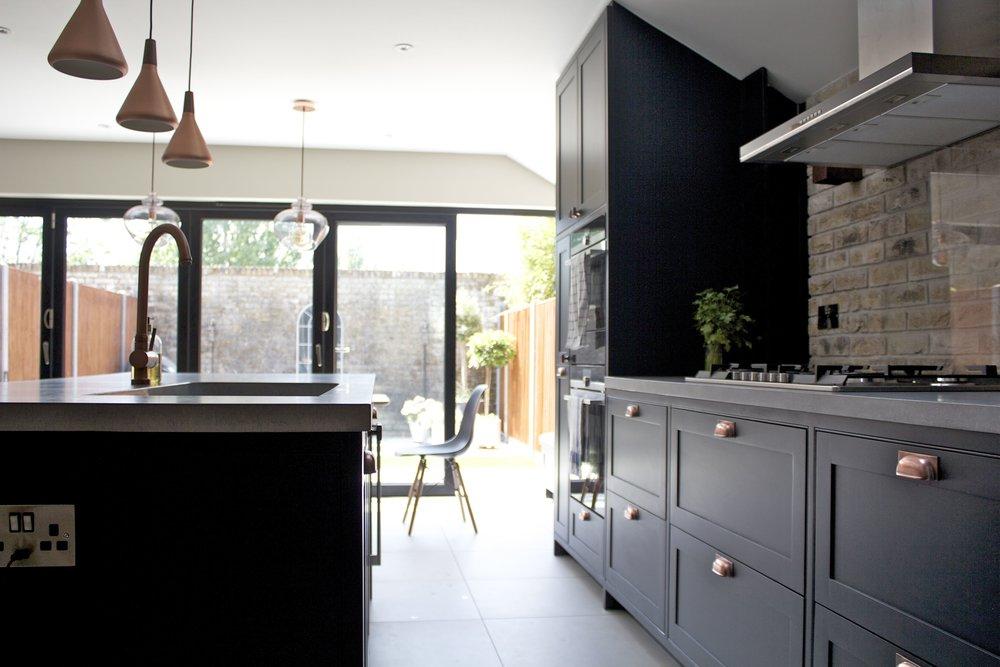 Garden View - Kitchen Extension Islington
