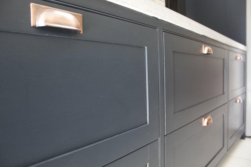 Craftsmanship Details - Kitchen Extension Islington