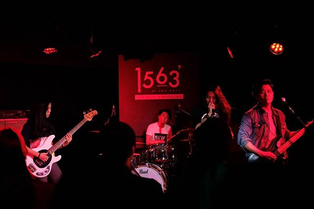 Thank you @theweekhk for having us last weekend at @1563attheeast. Also a huge thank you to those who came out to watch the show and to @jyjaedyn for capturing the pics!  #bamboostar #bamboostarhk #nohardfeelings #rock #hkband #hongkong #852 #hkmusic #musician #hkmusician #asianrock #jooksing #竹星 #香港音樂 #香港樂壇 #搖滾 #搖滾樂隊