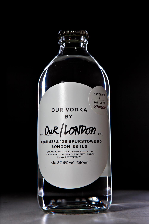 Our London Vodka Distillery, Hackney