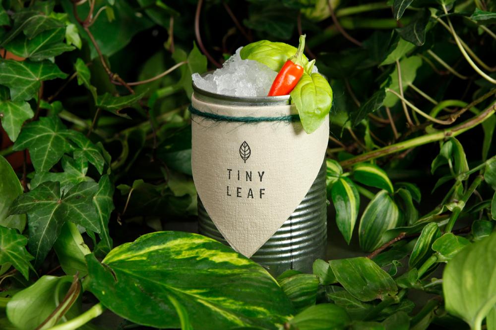 Tiny Leaf Restaurant, Notting Hill