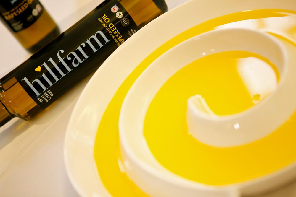 Hillfarm Rape Seed Oils