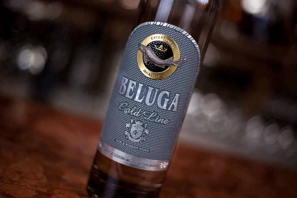 Beluga Vodka, Harry's Bar