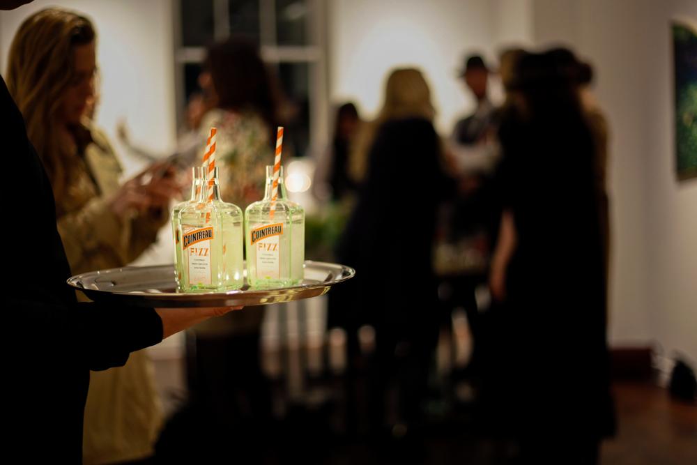 Cointreau Fizz Cocktail Masterclass at The Dot Project, Kensington