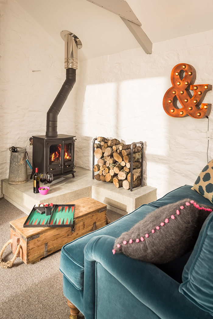 Modern Pig Sty: A Cornish Stay In A Renovated Pig Sty