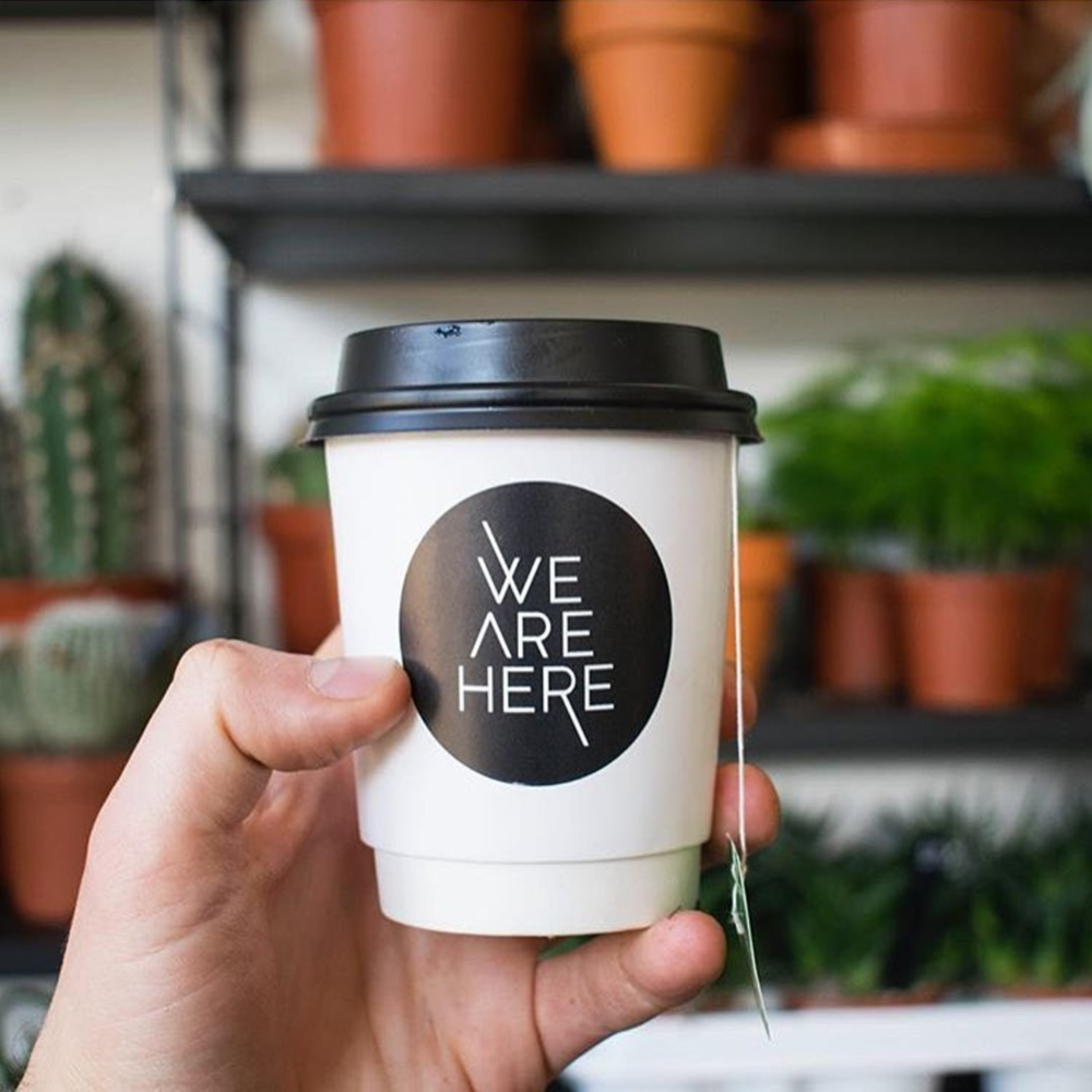 We are Here Coffee