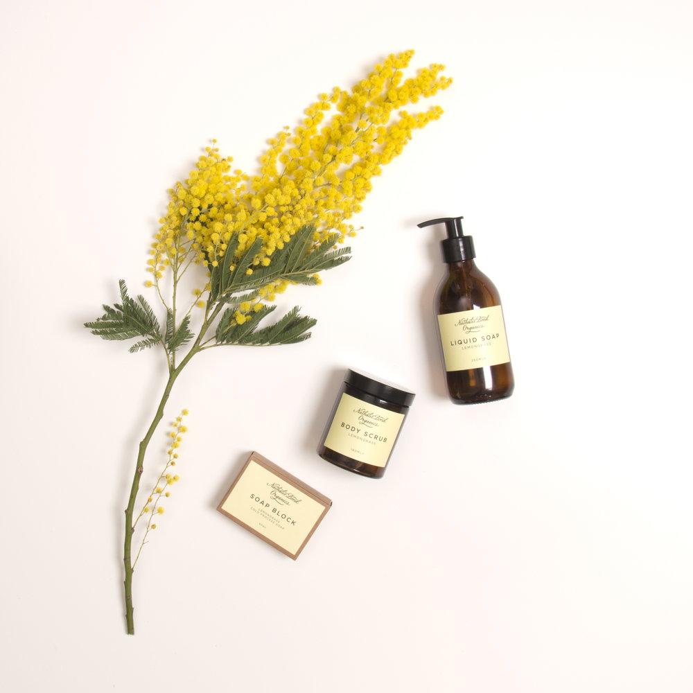 lemongrass and yellow plant.jpg