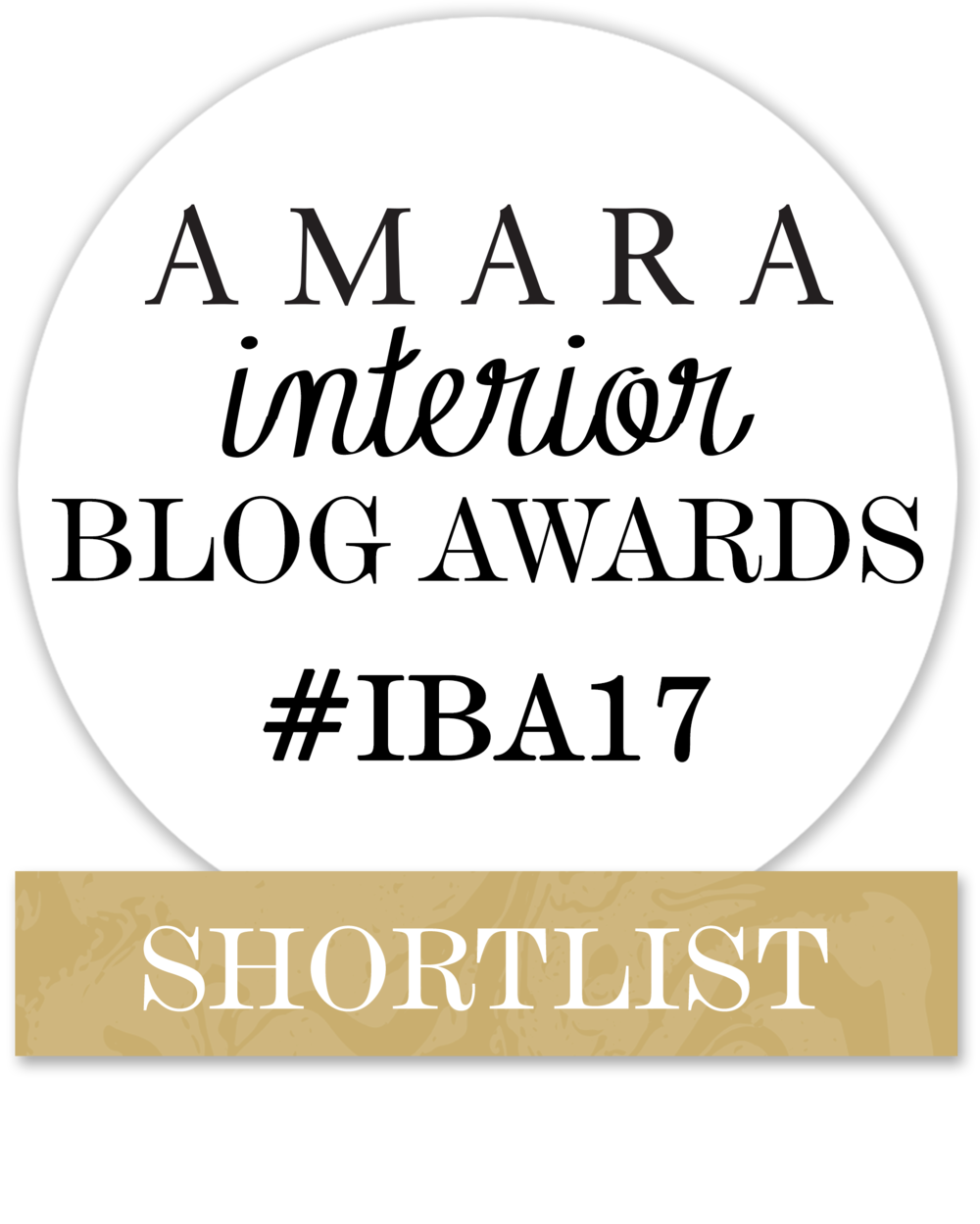 Amara interior blog awards 2017 shortlist