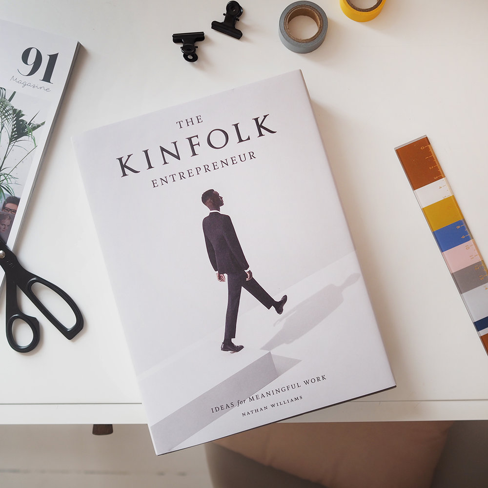 The Kinfolk Entrepreneur - review