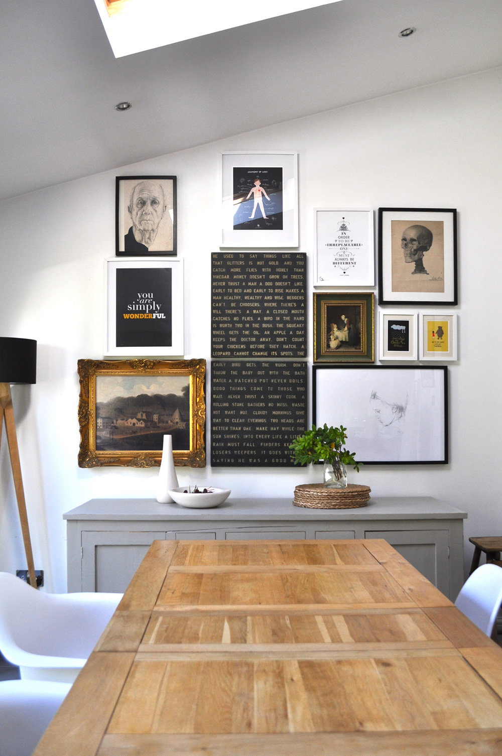 from Issue 1 - home tour with Veronika - owner of  Sarah and Bendrix