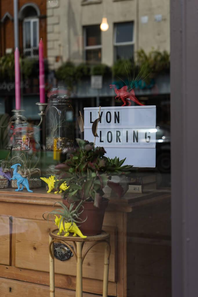 Lyon Loring, Dublin