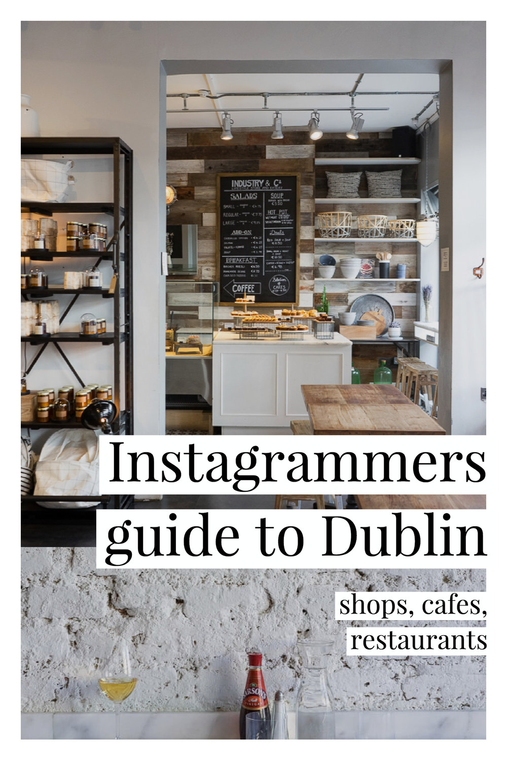 Instagrammers Guide to Dublin