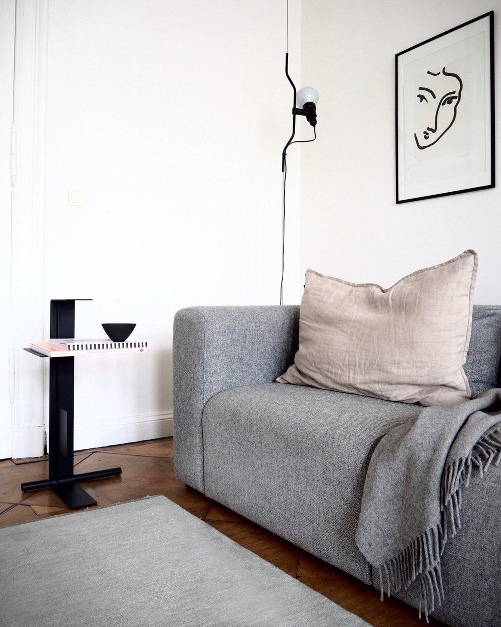 Selina Lauck - Home Tour - minimal interior