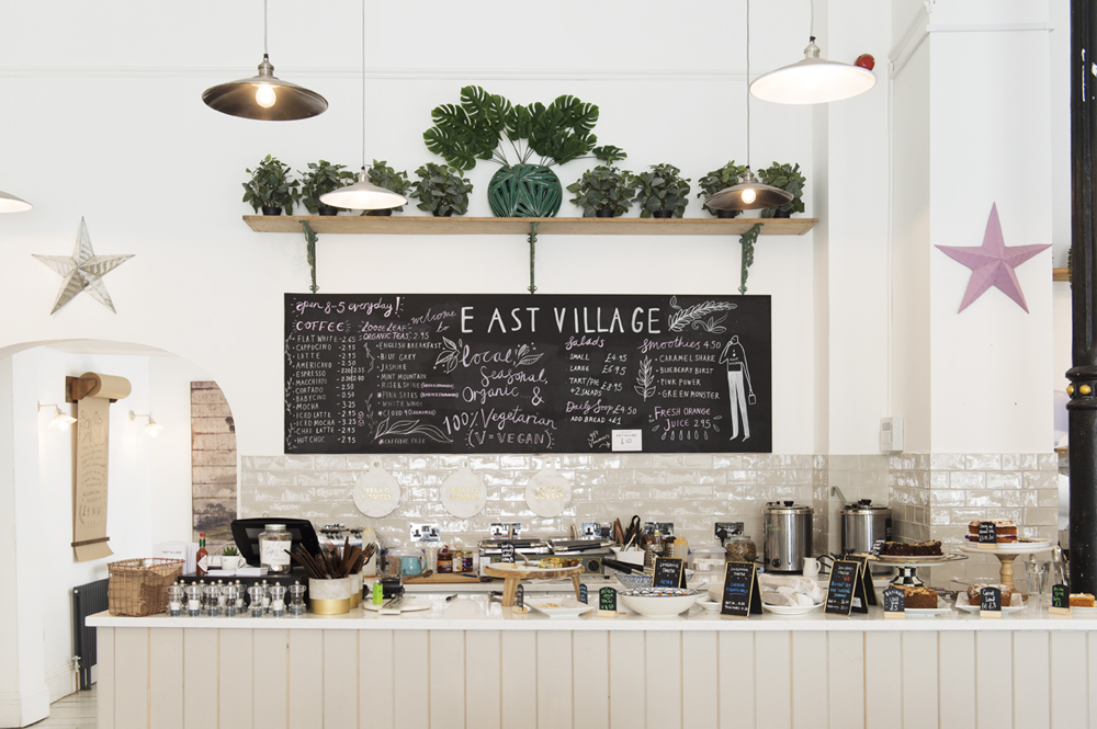 East Village Cafe, Bristol
