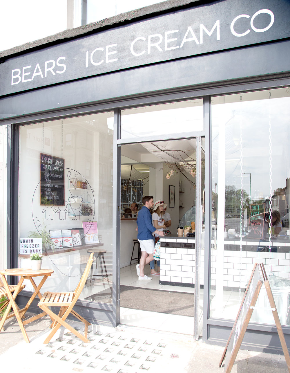Bears Ice Cream Co, West London