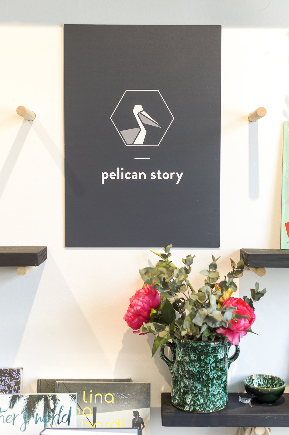 Pelican Story pop up at Kreativ House London