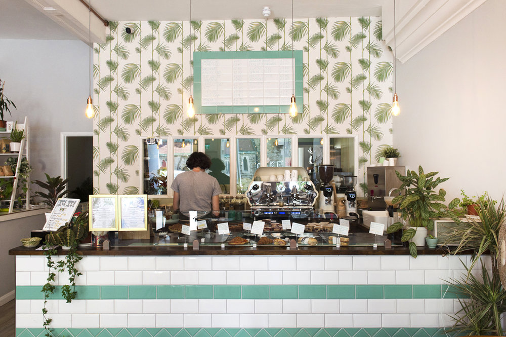 91 Magazine - Instagrammer's Guide to Hastings & St Leonards - Cake Room