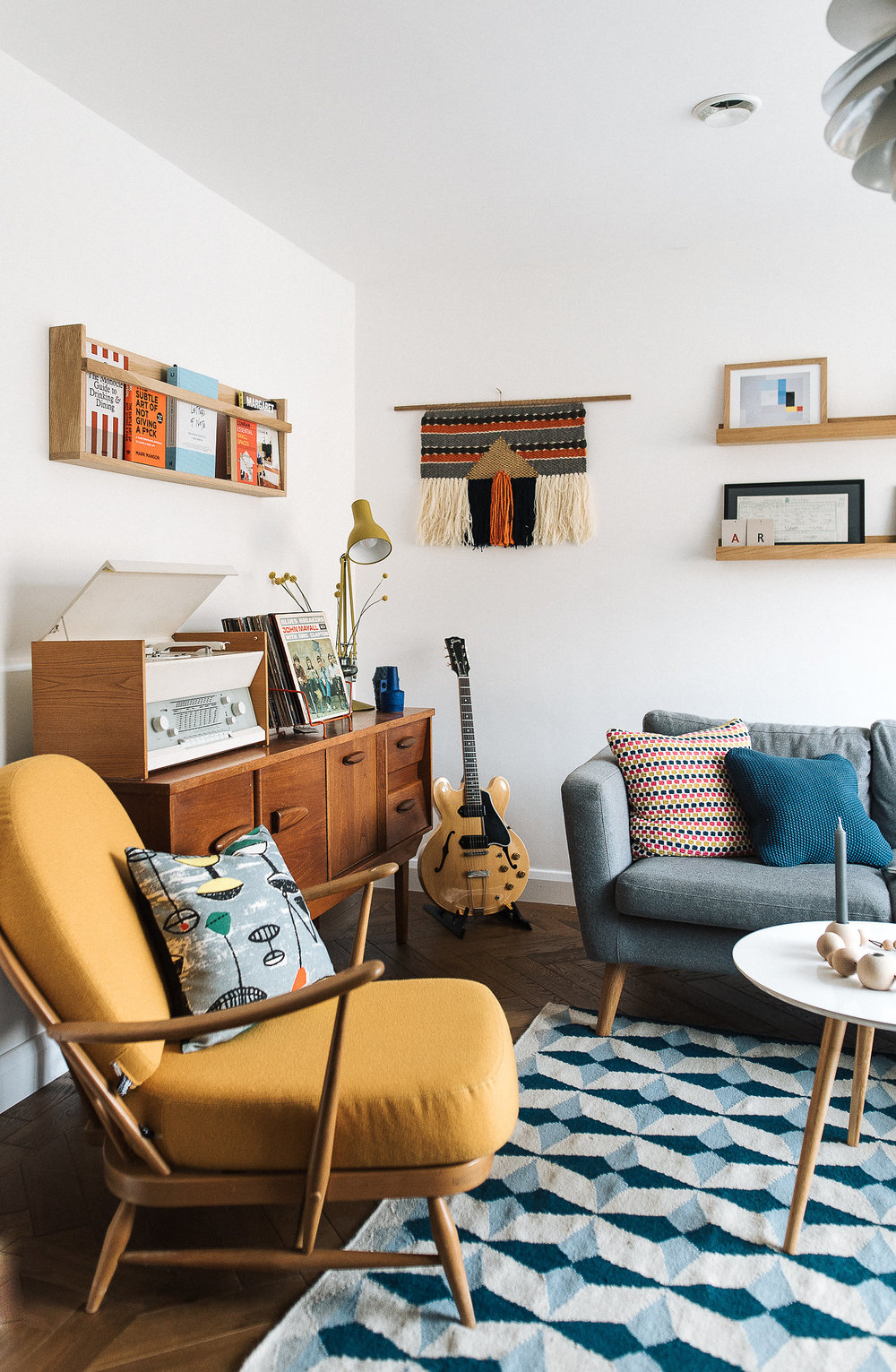 Home tour with Racheal & Alex of Object Style