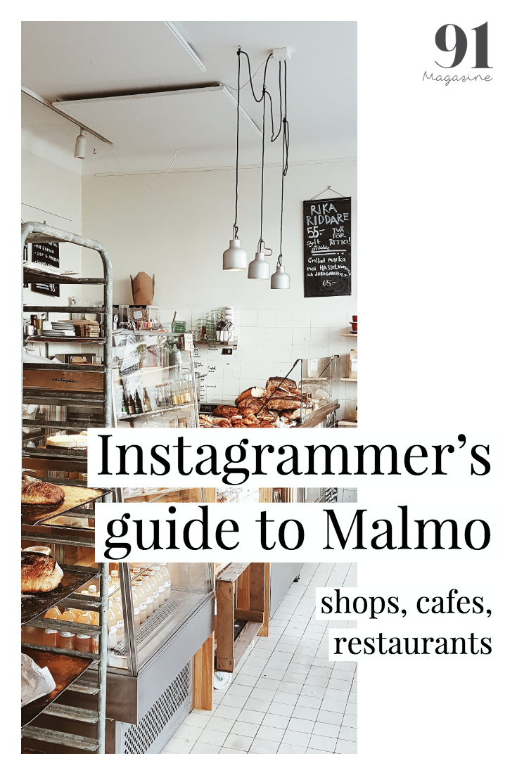91 Magazine's Instagrammer's guide to Malmo and Skane county