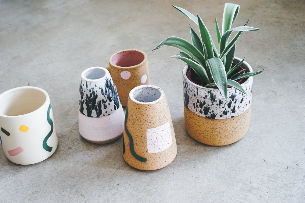 Meet the Maker - O-M Ceramics - 91 Magazine