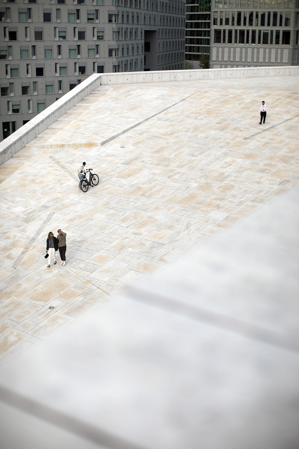 Oslo Opera House - Instagrammer's guide to Oslo - 91 Magazine